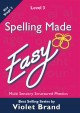 Spelling Made Easy – Level 3 Text Book