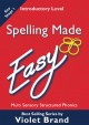 Spelling Made Easy – Introductory Level