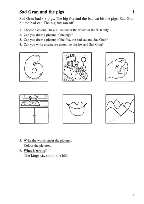 spelling made easy introductory level worksheets spelling made easy. Black Bedroom Furniture Sets. Home Design Ideas