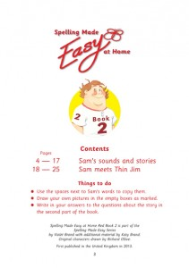 A5 Red Home Book 2-3