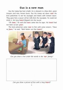 A5 Green Home Book 4-5