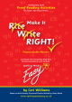 Make It RIGHT! Introductory level